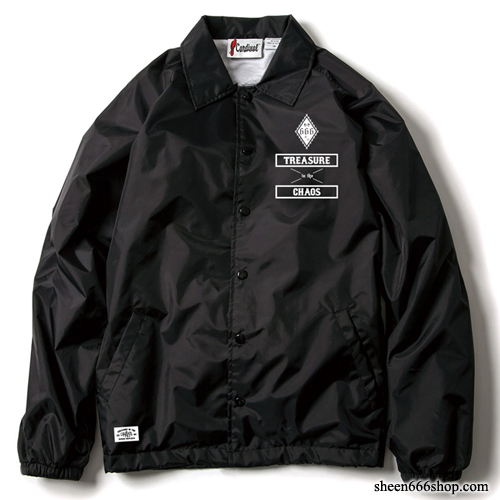 Skull Coaches Windbreaker Jacket by CARDINAL