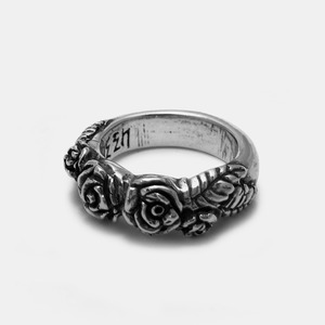 [Studio Edition] Rose Silver Ring