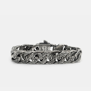 [Studio Edition] No Guts No Glory Bracelet Snake Buckle