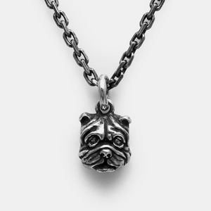[세트할인] 4 series Necklace with BullDog Pendant