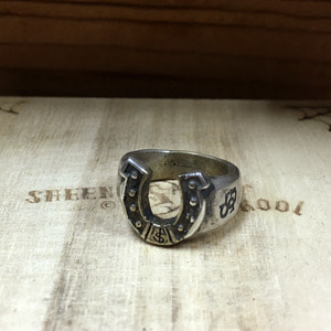 #SG013 Rings Special Grade (Horse shoe) 16호