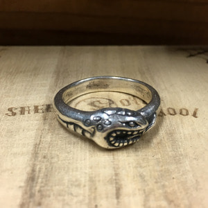 Snake Silver Ring 30호