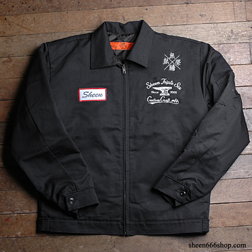 Sheen TripleSix Work Jacket by REDKAP