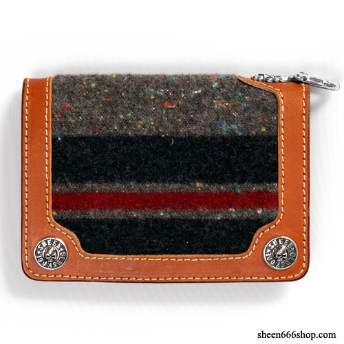 575 Leather Wallet #035 Blanket